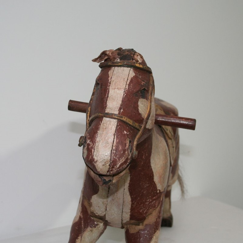 French 19th Century Carved Folk Art Wooden Horse-tresors-trouves-19006316-main-636929354366697623.JPG