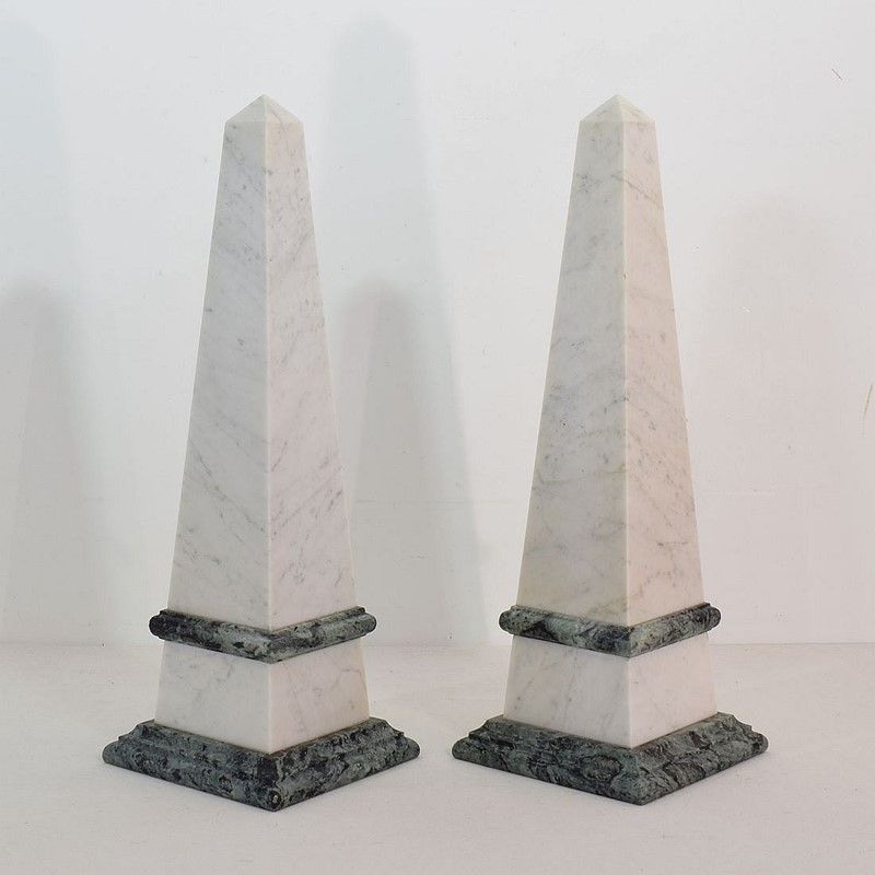 19th Century Italian Grand Tour Marble Obelisks-tresors-trouves-1901870-main-637024381261735605.JPG