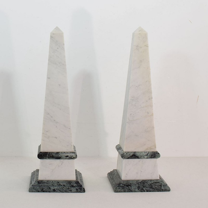 19th Century Italian Grand Tour Marble Obelisks-tresors-trouves-1901871-main-637024381664708227.JPG