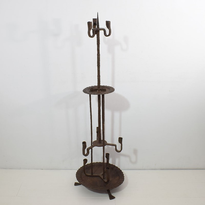 17/18th Century Spanish Candleholder-tresors-trouves-19038610-main-637254708268162914.JPG