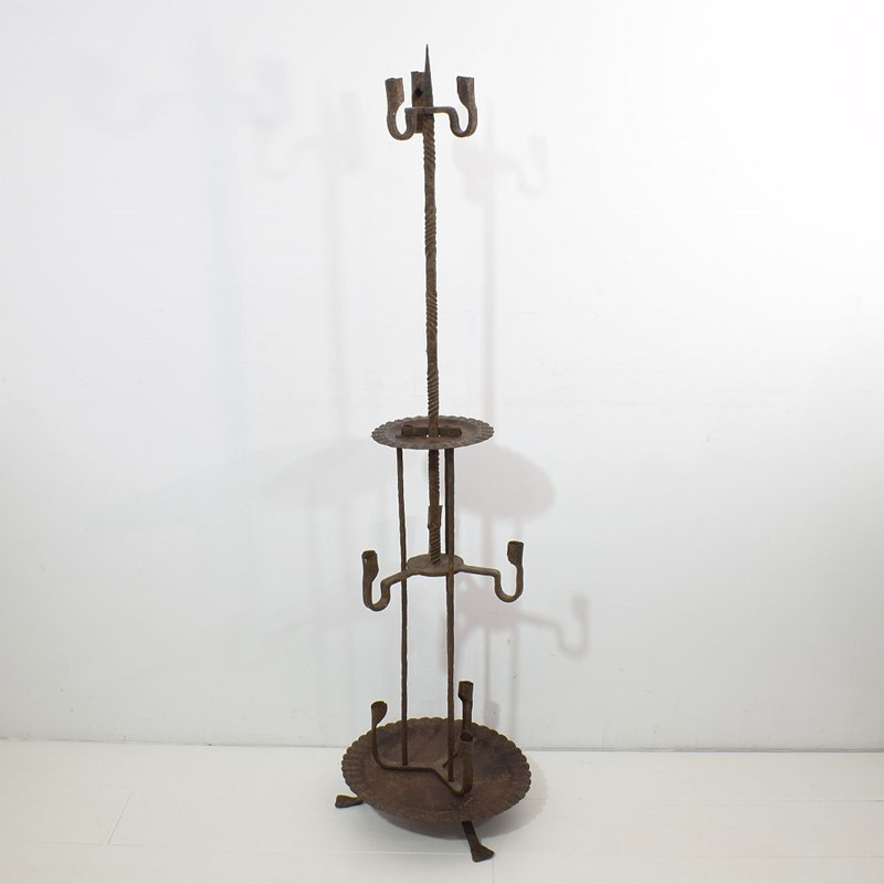17/18th Century Spanish Candleholder-tresors-trouves-19038611-main-637254708271912937.JPG