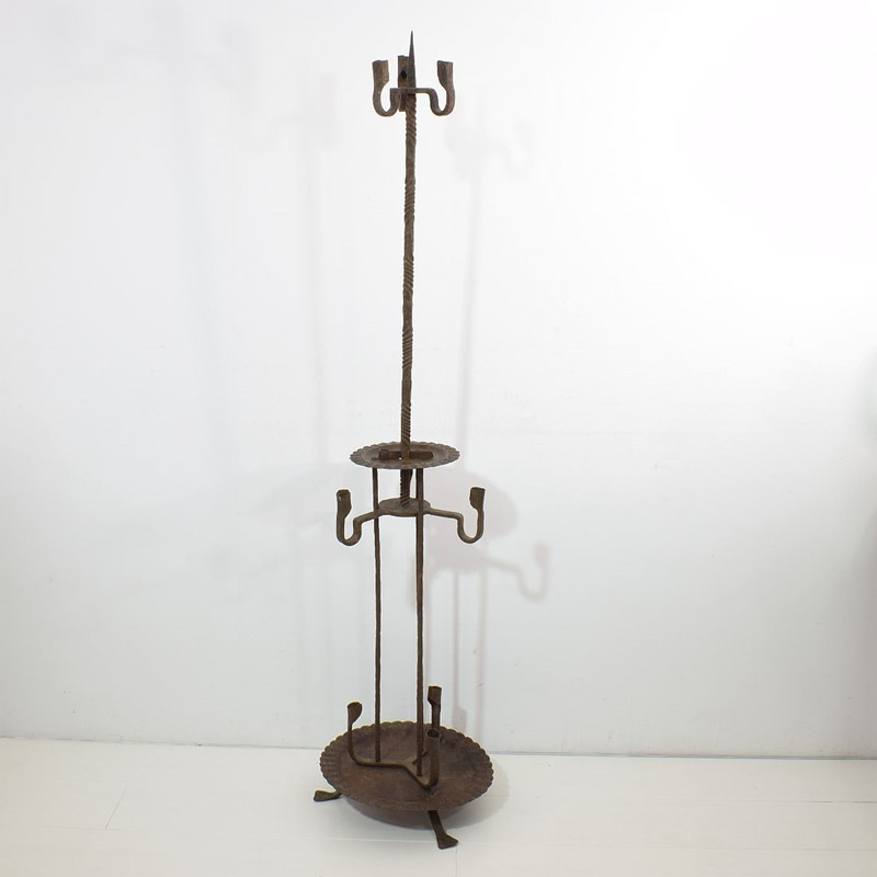 17/18th Century Spanish Candleholder-tresors-trouves-19038612-main-637254708275506717.JPG