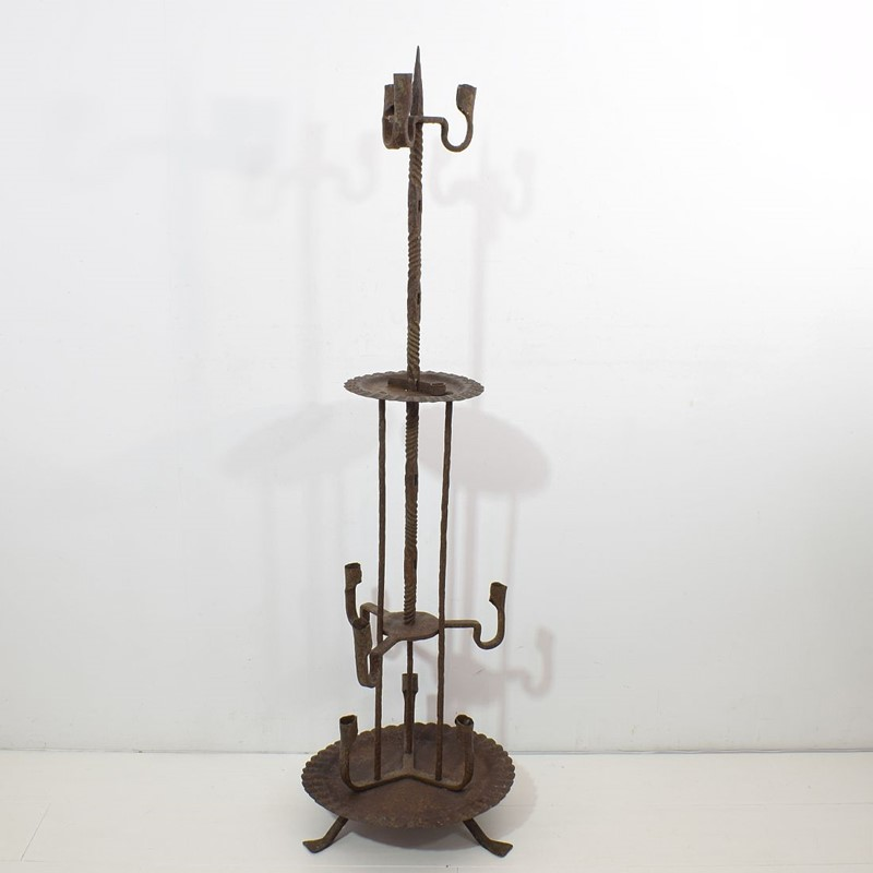 17/18th Century Spanish Candleholder-tresors-trouves-1903862-main-637254707882699232.JPG