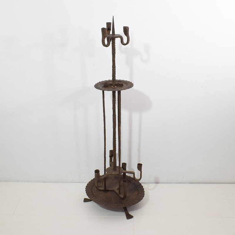 17/18th Century Spanish Candleholder-tresors-trouves-1903869-main-637254708264569232.JPG