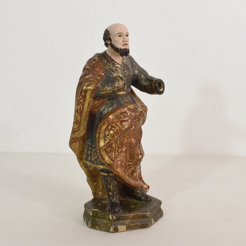17th-18th Century Baroque Carved Wooden Saint-tresors-trouves-2000392-main-637231354169036604.JPG