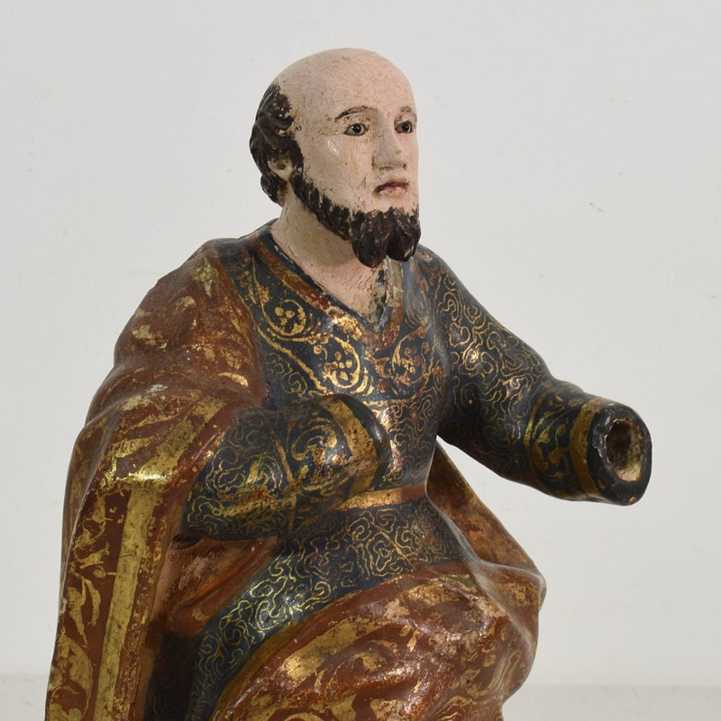 17th-18th Century Baroque Carved Wooden Saint-tresors-trouves-2000398-main-637231354192161485.JPG