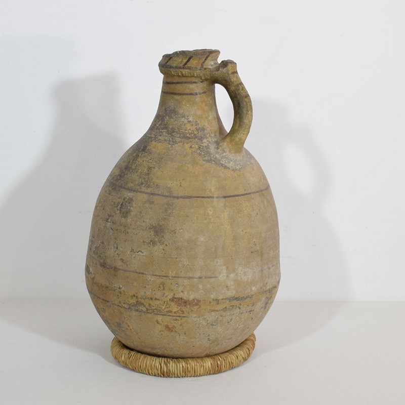 19th Century Moroccan Earthenware Jug-tresors-trouves-2001661-main-637333375887990005.JPG