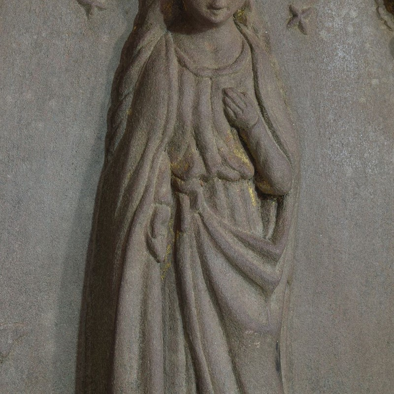 18th-19th Century Sandstone Panel with a madonna-tresors-trouves-20045113-main-637473638989646063.JPG