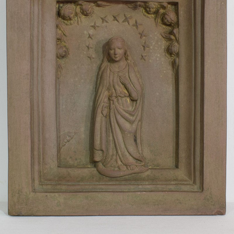 18th-19th Century Sandstone Panel with a madonna-tresors-trouves-2004517-main-637473638954959267.JPG