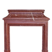 Antique Bolection Mantel fireplace