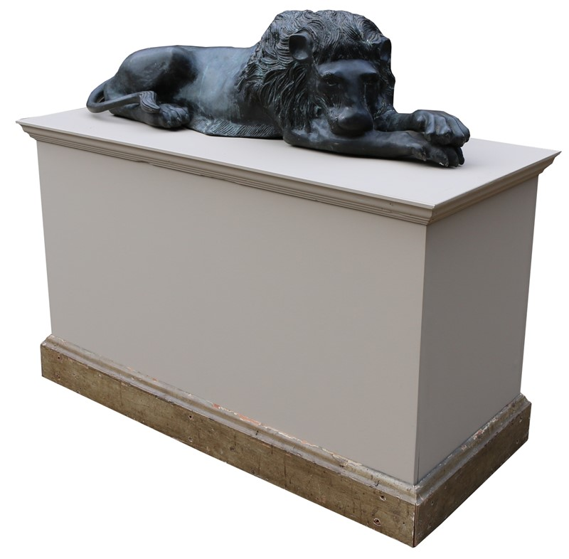 Bronze Lions In The Manner Of  Antonio Canova-uk-heritage-19386-11-main-636869593295593726.JPG