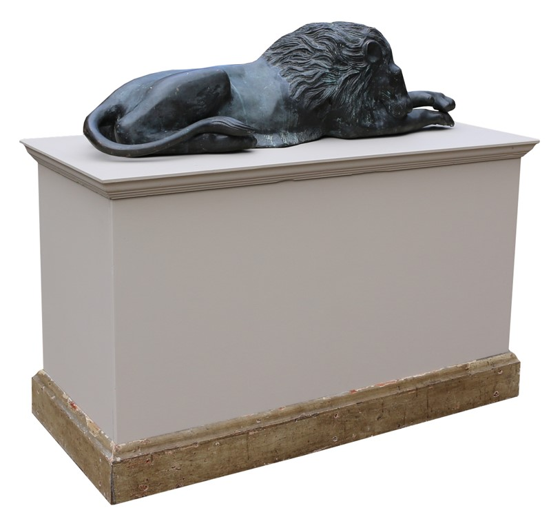 Bronze Lions In The Manner Of  Antonio Canova-uk-heritage-19386-13-main-636869593290750326.JPG