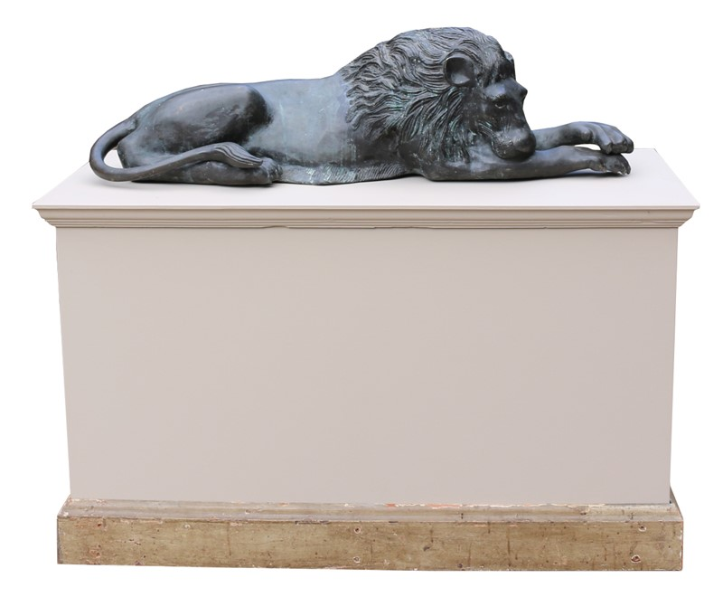 Bronze Lions In The Manner Of  Antonio Canova-uk-heritage-19386-8-main-636869593309343660.JPG