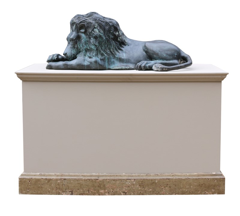 Bronze Lions In The Manner Of  Antonio Canova-uk-heritage-19386-main-636869593313718686.JPG