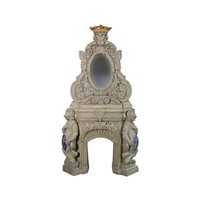 Flemish Fire Clay Fire Surround