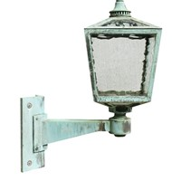Antique Bronze Exterior Wall Light