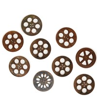 20th Century Cinema Projection Reels / Spools