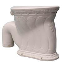 Antique 'shower' Toilet W/c