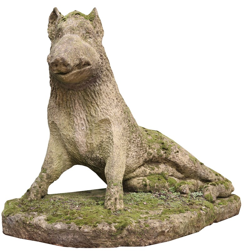 Limestone Statue Of The Uffizi Boar-uk-heritage-28610-11-main-637085606146095084.JPG