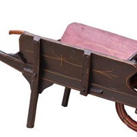 Victorian Children's Wheelbarrow