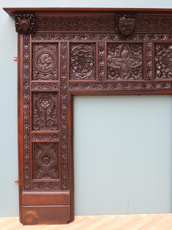 An English Jacobean Revival Carved Oak Fireplace-uk-heritage-29065-100013-main-637184086892855091.JPG
