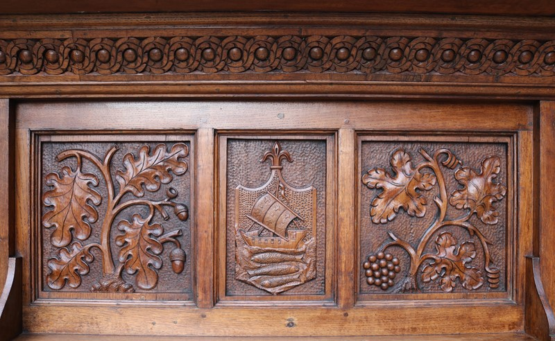 English Arts & Crafts Style Carved Oak Fireplace-uk-heritage-29070-100005-main-637184126351260731.JPG