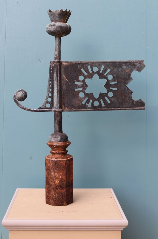 Antique Copper Thistle Weathervane-uk-heritage-29210-100002-main-637109666689920673.JPG