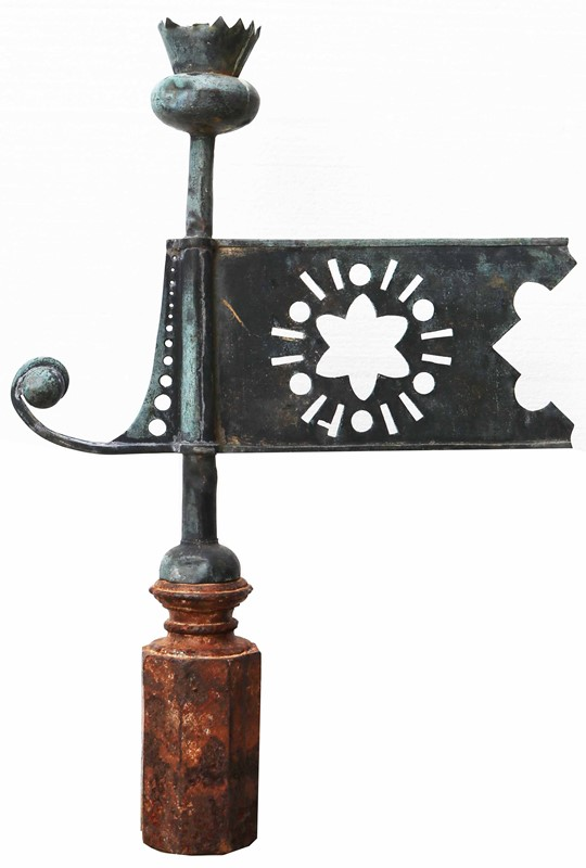 Antique Copper Thistle Weathervane-uk-heritage-29210-100006-main-637109666556483929.JPG