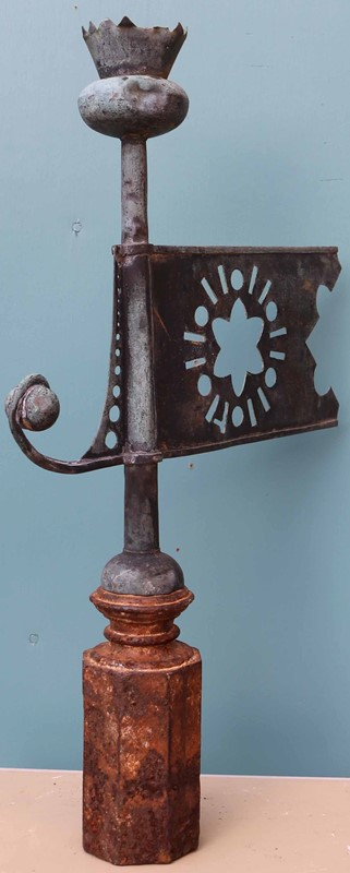 Antique Copper Thistle Weathervane-uk-heritage-29210-100010-main-637109666678827085.JPG
