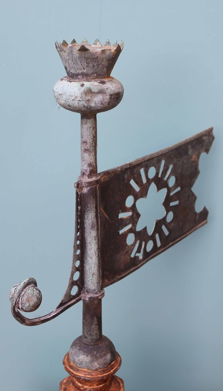 Antique Copper Thistle Weathervane-uk-heritage-29210-100012-main-637109666731014320.JPG