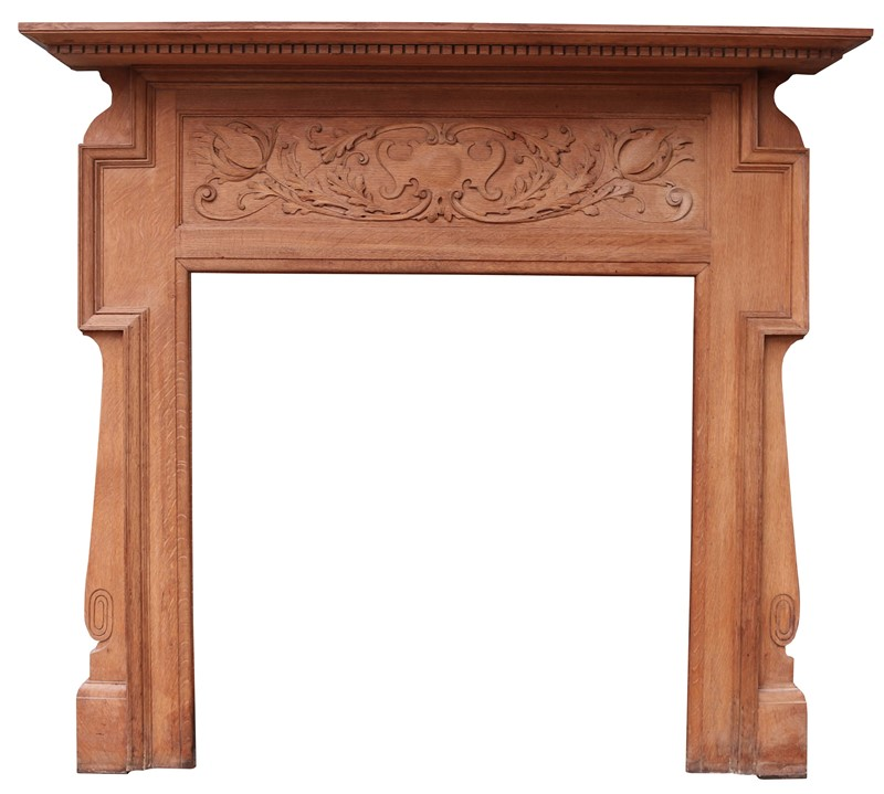 An Antique Art Nouveau Oak Fireplace Surround-uk-heritage-29240-11-main-637190830574791755.JPG