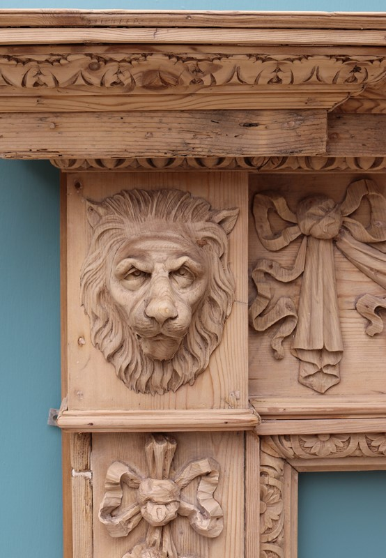 An Antique Carved Pine Fire Surround in The Style -uk-heritage-30032-111-main-637232394489498198.JPG