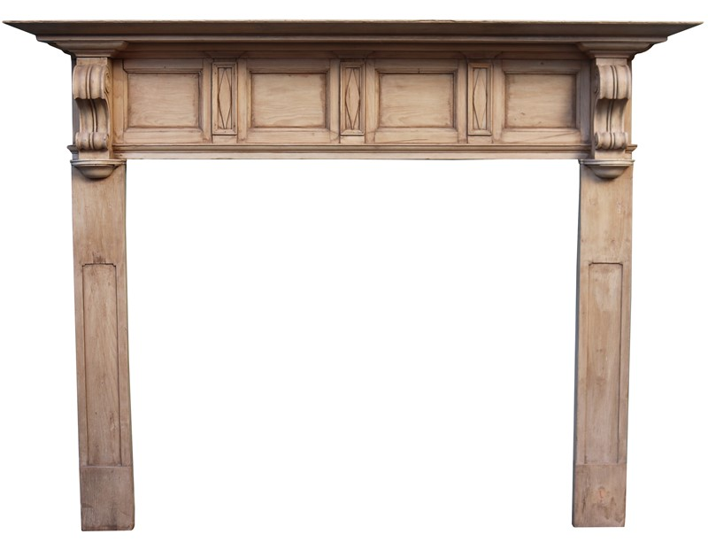 An Antique Victorian Style Carved Pine Fire Surrou-uk-heritage-30048-13-main-637233342391589217.JPG
