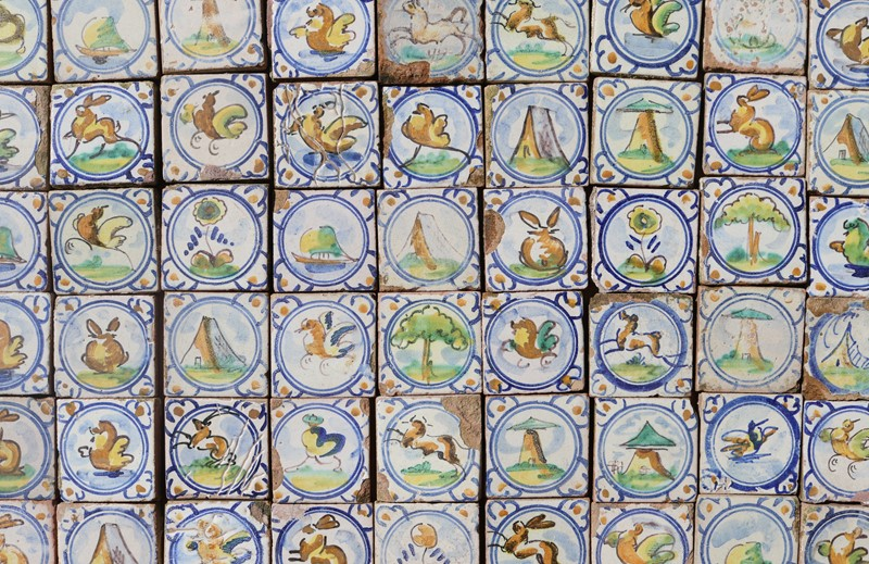 A Set of Antique Hand Decorated Spanish Tiles-uk-heritage-30080-15-main-637248920577329019.JPG