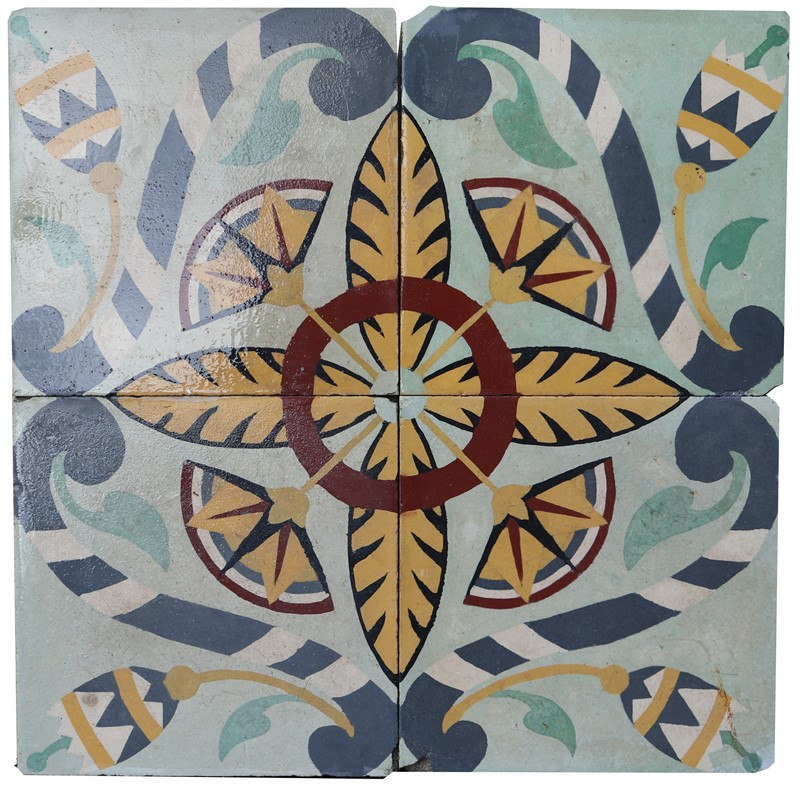 A Reclaimed Set of Four Patterned Tiles-uk-heritage-30092-14-main-637248928891038932.JPG