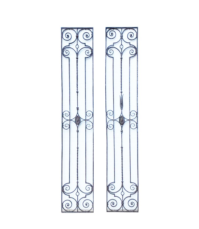 A Pair of Georgian Wrought Iron Panels-uk-heritage-30112-11-main-637249789285673126.JPG