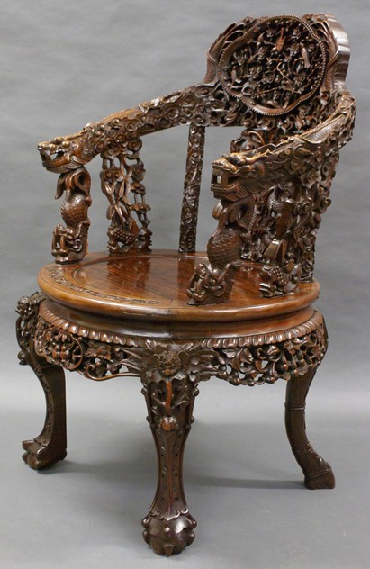 A superb 19th Century Chinese, hardwood arm chair-w-j-gravener-antiques-DSC00548-main-636573410202482931.jpg