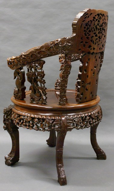A superb 19th Century Chinese, hardwood arm chair-w-j-gravener-antiques-DSC00551-main-636573410597807203.jpg