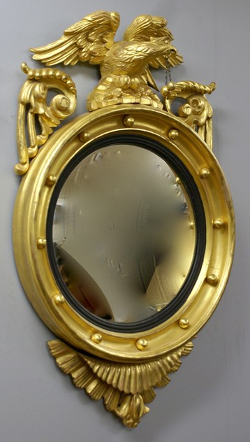 A Regency carved & gilt convex mirror-w-j-gravener-antiques-DSC09620_main_636423013950828887.jpg