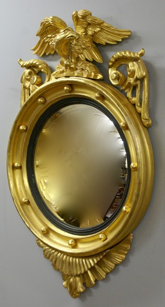 A Regency carved & gilt convex mirror-w-j-gravener-antiques-DSC09621_main_636423014225401207.jpg