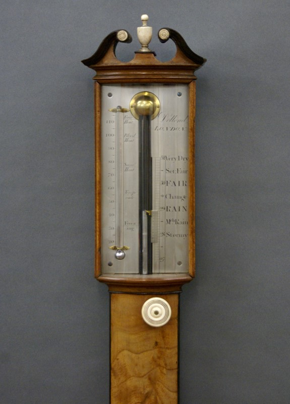 A George III mahogany bow-fronted stick barometer-w-j-gravener-antiques-dsc04909-main-637177255983194574.jpg