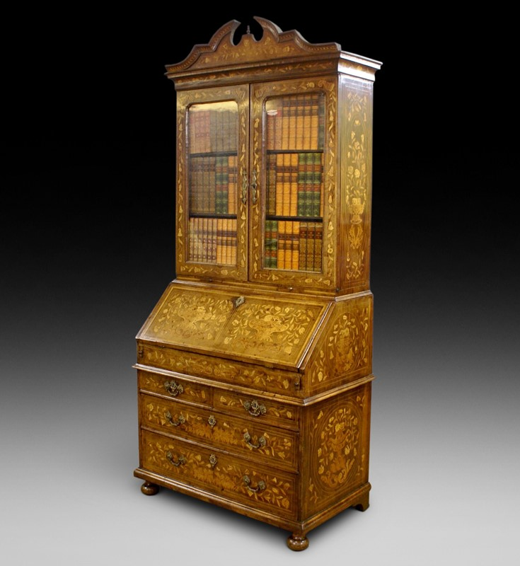 18th century Marquetry bureau bookcase-w-j-gravener-antiques-p-2-main-637082859658363646.jpeg