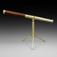 A table-top telescope by Watkins & Hill