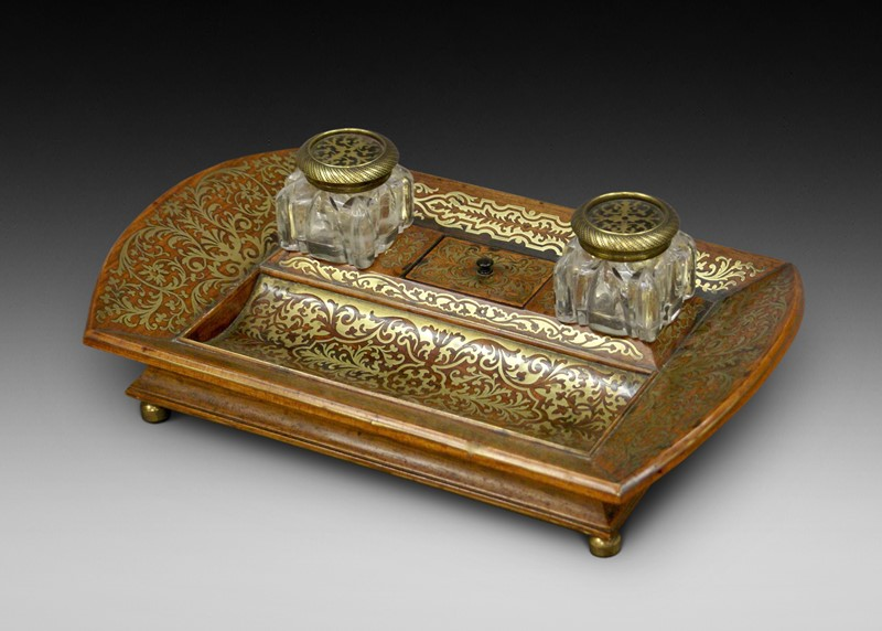 Regency Rosewood & Brass inlaid Desk/inkstand-w-j-gravener-antiques-p-main-637115998611415633.jpeg