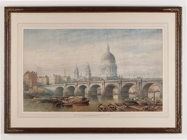 A Fine watercolour Mylne's Bridge at Blackfriars-walpoles-2195_main.jpg