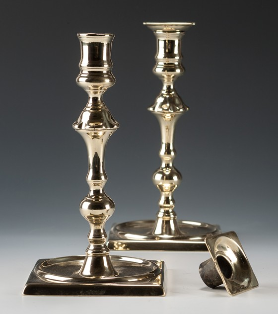 A Fine Pair of 18th Century Brass Candlesticks-walpoles-2345b_main_635996002446987772.jpg