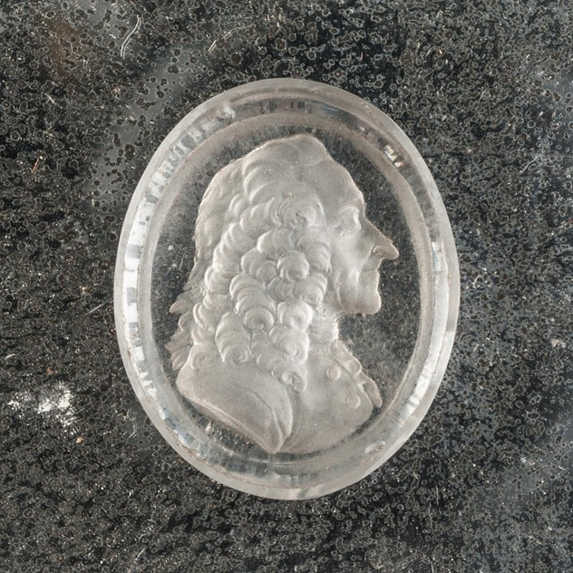 Cast Glass Gem With a Profile of Voltaire-walpoles-2891_main_636449620091608874.jpg