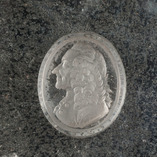 Cast Glass Gem With a Profile of Voltaire-walpoles-2891a_main_636449620292391170.jpg