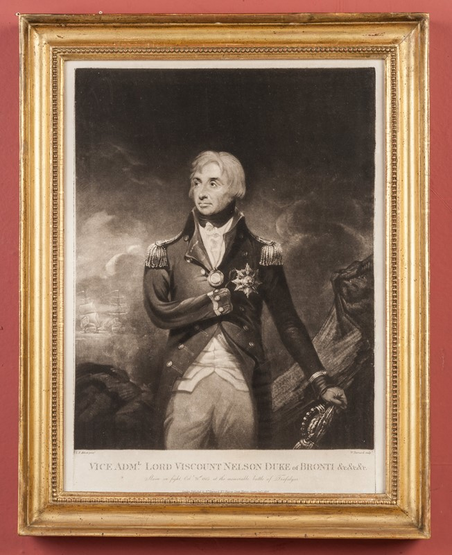 A Good Early Mezzotint of Nelson Duke of Bronte-walpoles-3025-main-636801179447134775.jpg