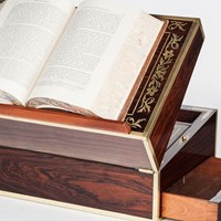 A Fine Regency Writing Box